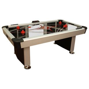 Contemporary Game Tables Electra Air Hockey Table