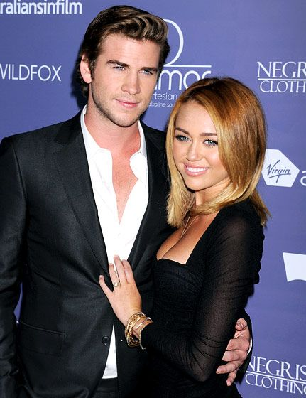 liam hemsworth miley cyrus dating history Miley cyrus and liam hemsworth have allegedly called it quits on their relationship  miley cyrus and liam hemsworth have a long and complicated history together, .