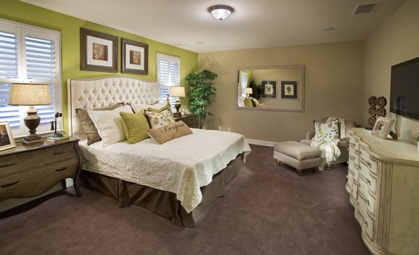 58 Best Images About Lennar Bedrooms On Pinterest Preserve Chevron Painted Walls And Master