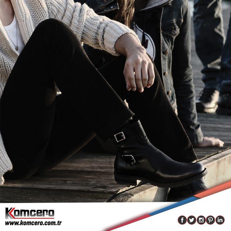 Özgün tasarımlar, rahat adımlar.. #Komcero #ayakkabı #trend #fashion #moda #kış #AyağınızdakiEnerji