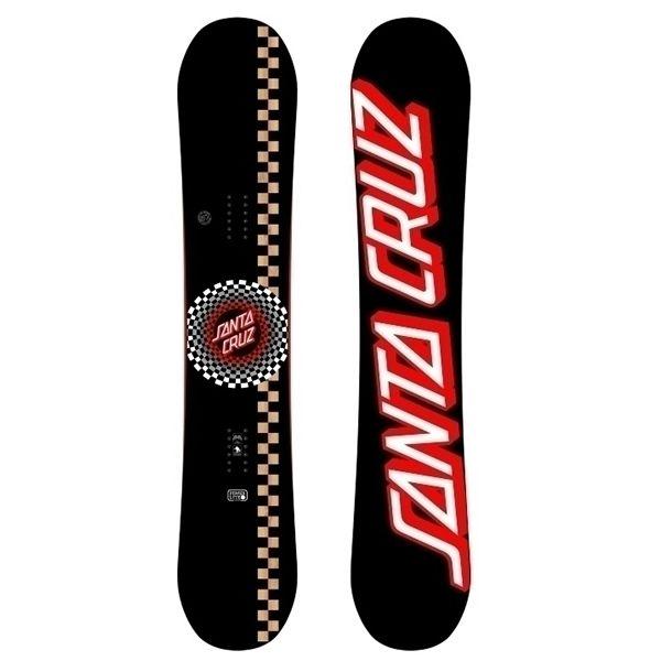 Snowboard santa cruz modelo power lyte black 155 y 157 the - Tavole da snowboard santa cruz ...