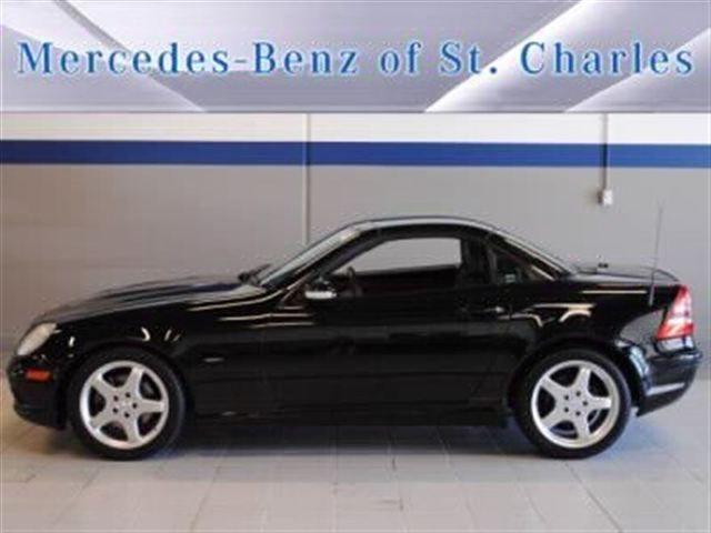 2003 Used Mercedes-Benz SLK-Class SLK320 at Dealer Dollar Auctions ...