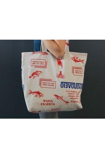 The Fishmarket - Bag