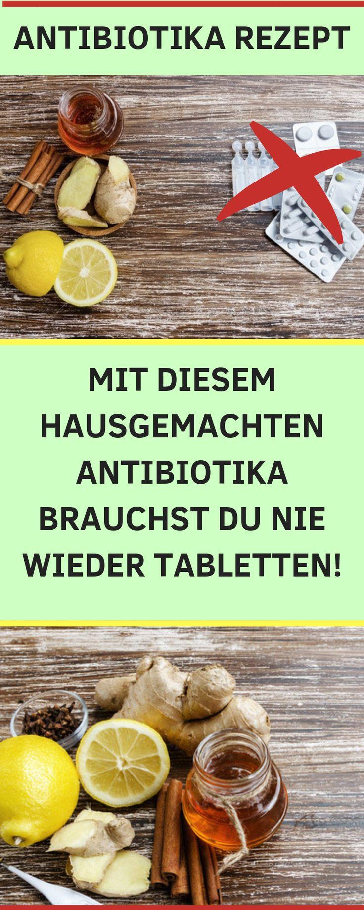 DIY: So machst du dir ein eigenes Antibiotika – ♥ Der große Baby und Kleinkind Ratgeber ♥