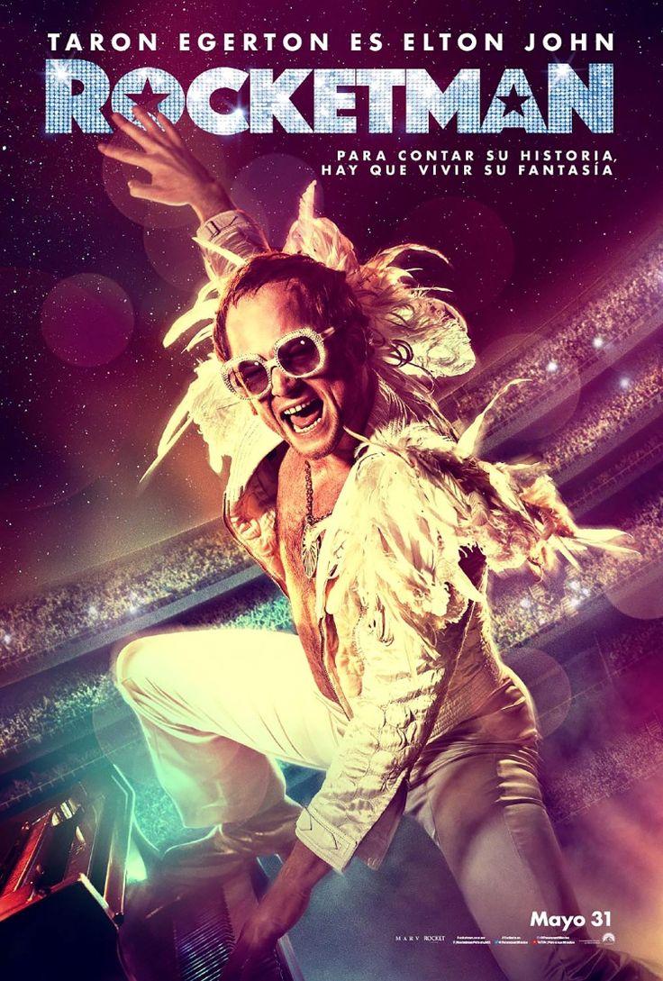 Todo Lo Que Sabemos De La Nueva Pelicula Sobre Elton John Rocket Man Peliculas Completas Gratis Elton John Peliculas Completas
