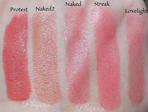 Revolution Lipstick by Urban Decay #22