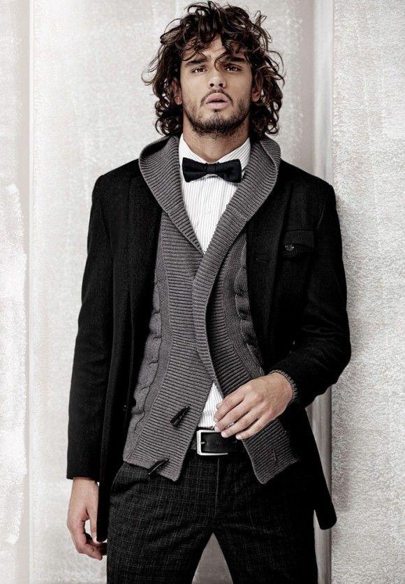 17 best Black Cardigan images on Pinterest | Black cardigan ...