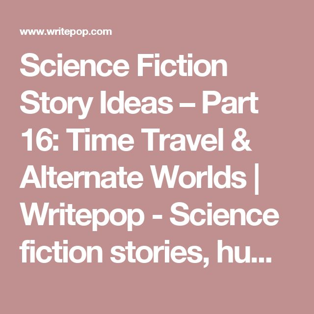 Science fiction essay topics