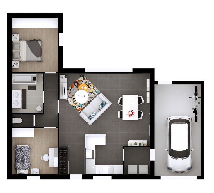 527 best Idée chambre maison images on Pinterest Architecture