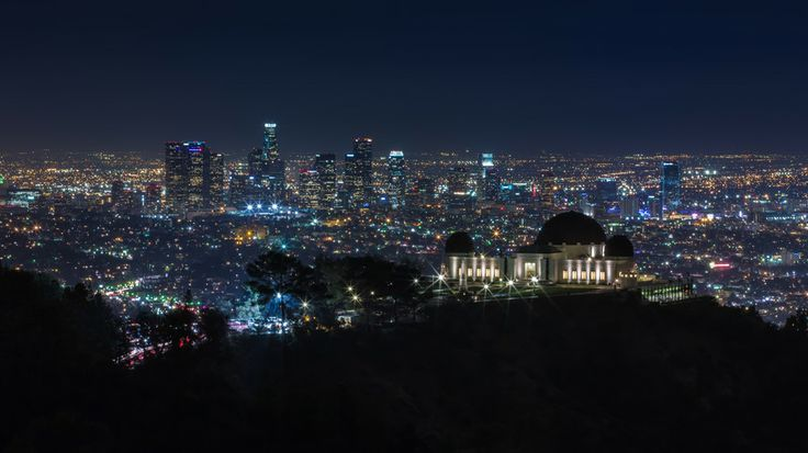 Griffith Observatory at Night by Steven Suwatanapongched on 500px