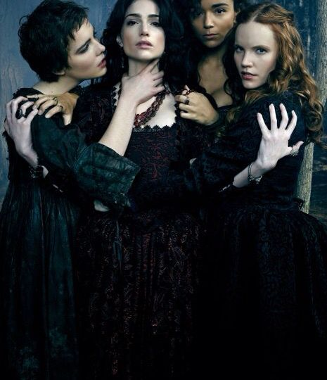 Salem Tv show