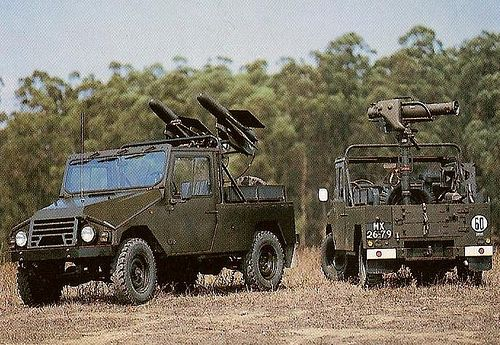 UMM Alter- Portuguese jeep