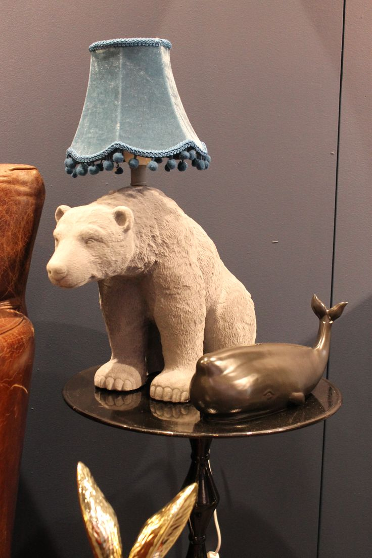 Ever Wanted A Polar Bear Lamp For Your House? Bet You Do Now, What