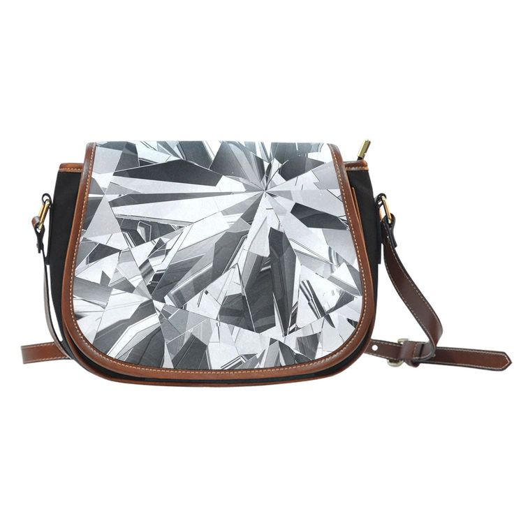 Saddle Bag - Diamond