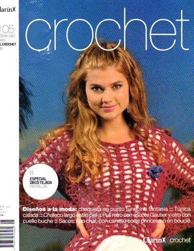 Clarín Crochet 2008 Nº 05