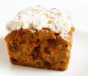 ブリティッシュ キャロットケーキ
