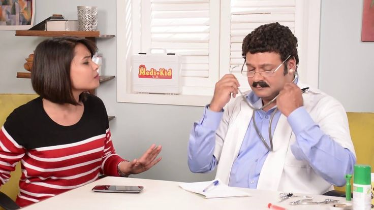 This Hilarious Doctor Treats You with his Wit - Suresh Menon Comedy- Com...