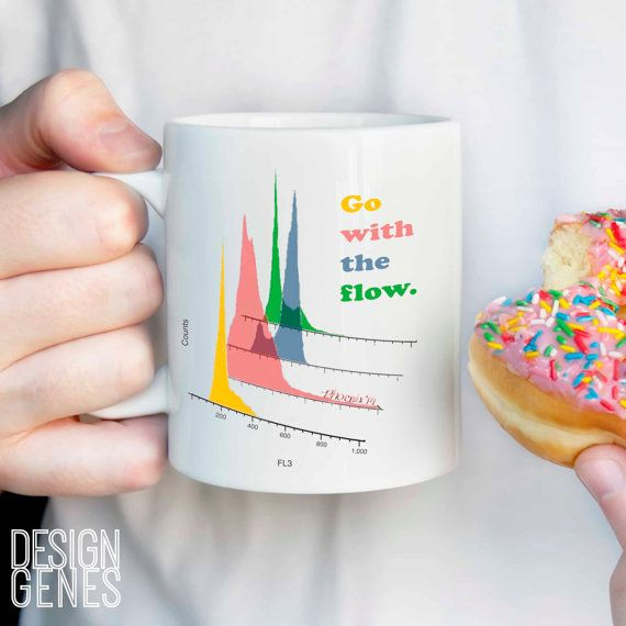 Check out this item in my Etsy shop https://www.etsy.com/uk/listing/289403367/med-lab-tech-gift-flow-cytometry-mug