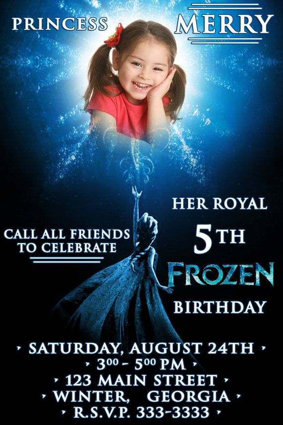 10 Best images about Scarlett's 4th Birthday on Pinterest | Frozen ...