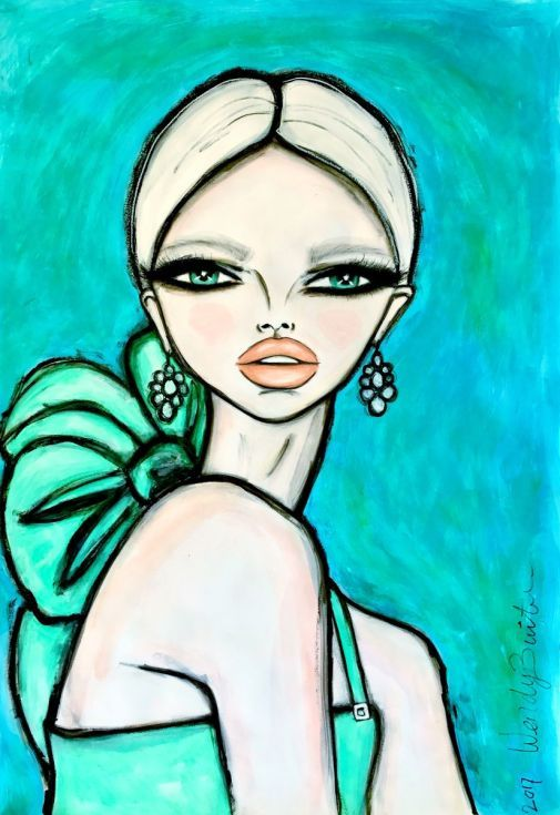 Buy Resort Style, Mixed Media painting by Wendy Buiter on Artfinder. Discover thousands of other original paintings, prints, sculptures and photography from independent artists.