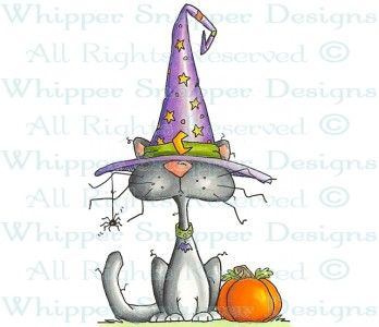 Hairy Potter - Halloween Images - Halloween - Rubber Stamps - Shop