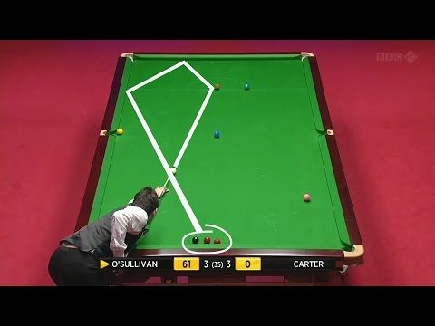 Ronnie O'Sullivan AMAZING MAGICAL CLEARANCE !!! Incredible Snooker - YouTube
