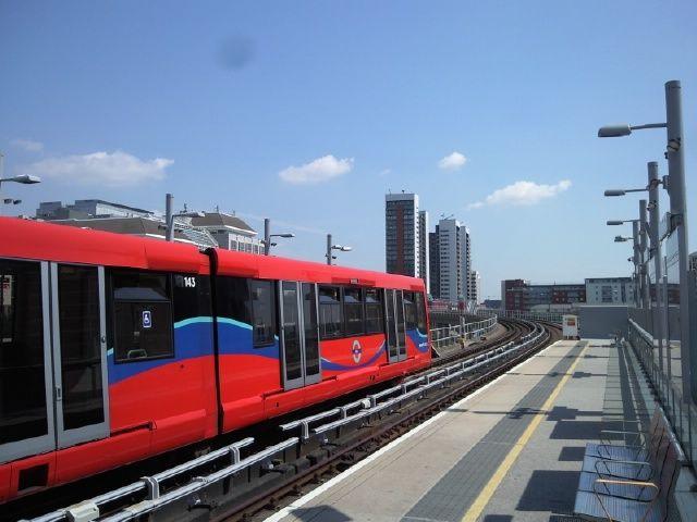 London Rail- Metro/Underground