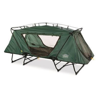 Oversize 1-man Tent Cot