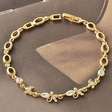 chain bracelet designs for girls in gold - Google Search