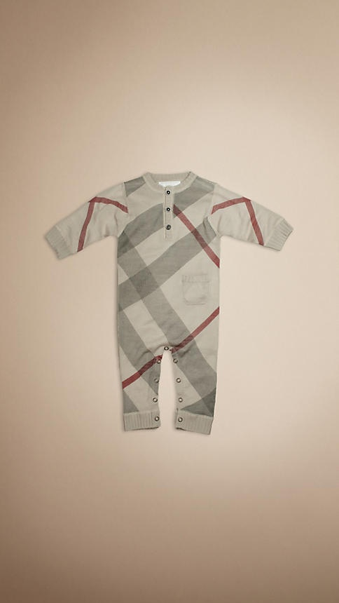 love this. baby burberry