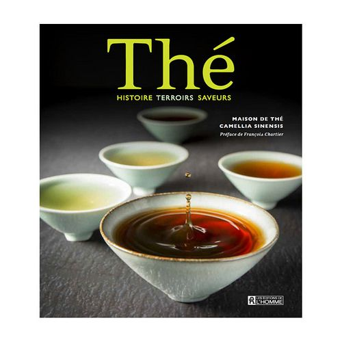 L'équipe de la maison de thé Camellia Sinensis est fière de présenter une édition revue et...