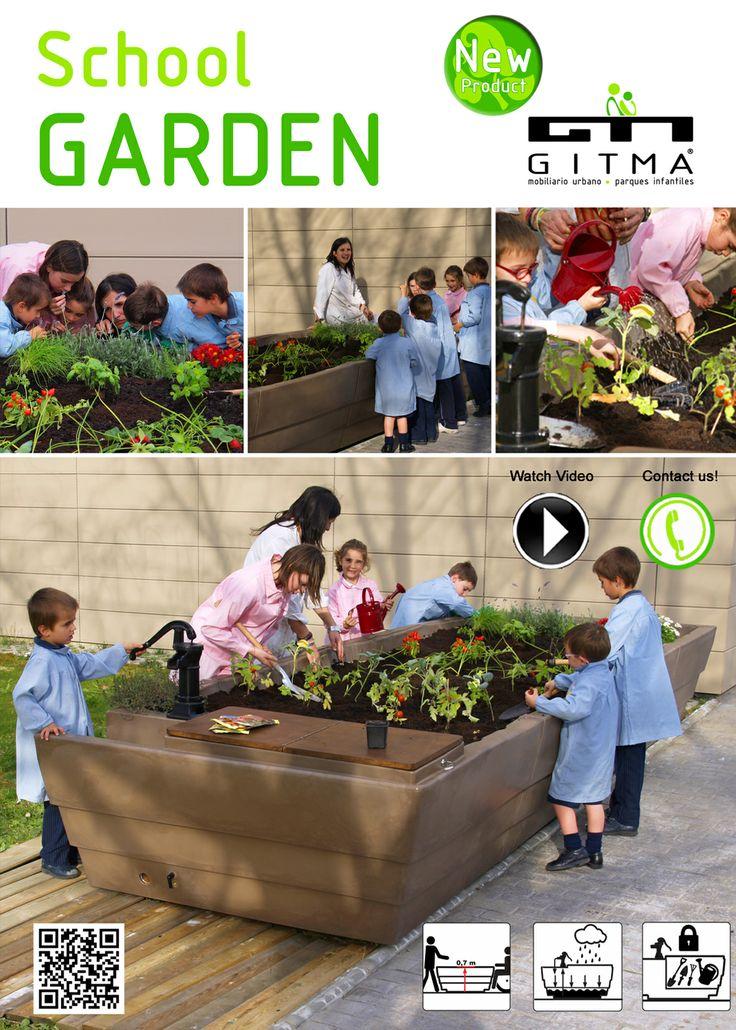 easy school garden