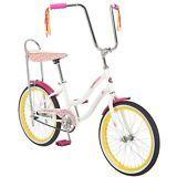 [$69.99 save 51%] Schwinn Girl's 20-Inch Spirit Banana Seat Polo Bike White #LavaHot http://www.lavahotdeals.com/us/cheap/schwinn-girls-20-inch-spirit-banana-seat-polo/145369?utm_source=pinterest&utm_medium=rss&utm_campaign=at_lavahotdealsus