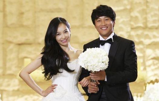 """""""My Sassy Girl 2"""" revela foto de boda de los personajes de Cha Tae Hyun y Victoria"""