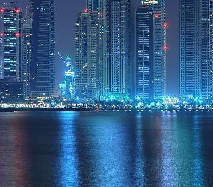 Wallpaper Pemandangan Kota Malam Hari Hd - Download Wallpaper Pemandangan  Dengan Kualitas Hd 1080px Background Pemandangan … | Pemandangan Kota,  Pemandangan, Malam