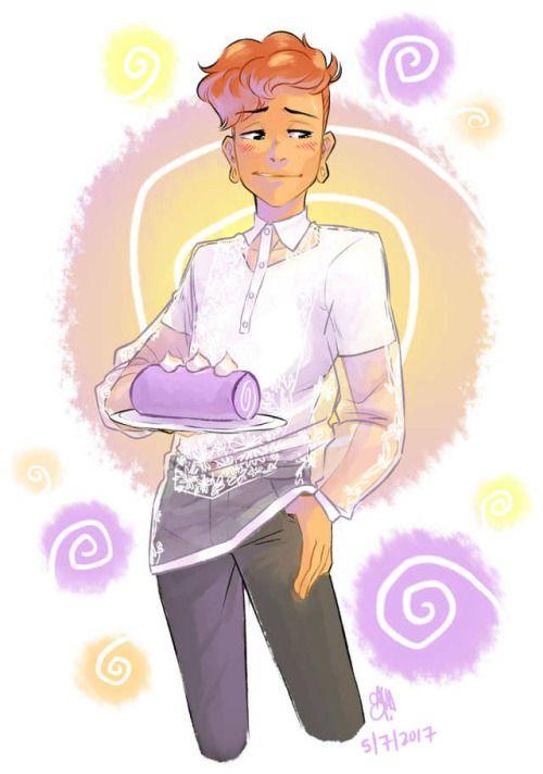 Lars cozinheiro.