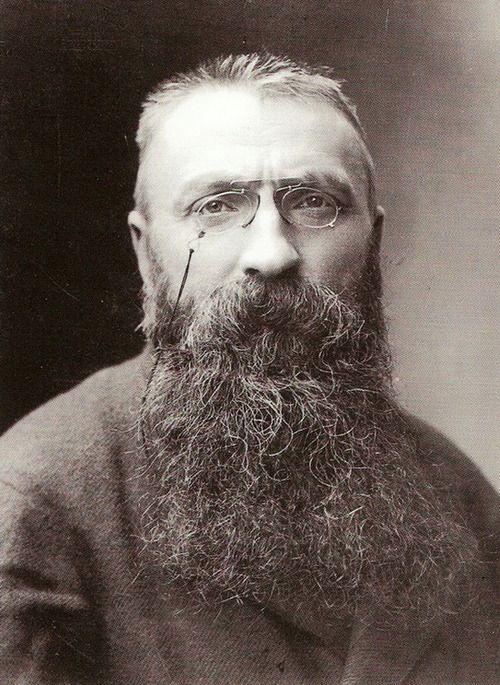 Auguste Rodin, 1891