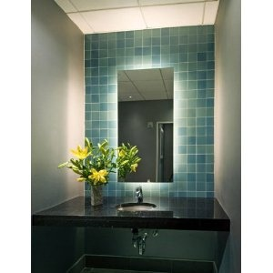 Bathroom Mirrors Lights Behind 92 best how to use images on pinterest | bathroom ideas, lighting