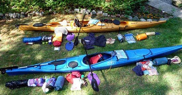 Tried and True Kayak Packing Tips | How To Articles - Paddling.net
