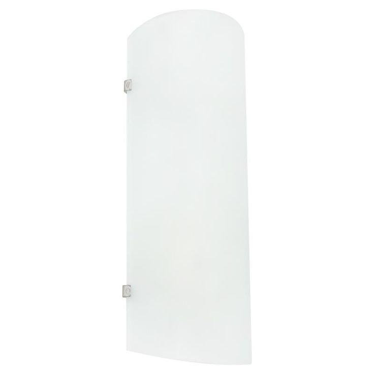 Светильник настенно-потолочный HANKO E27x60Вт, матовый белый стекло