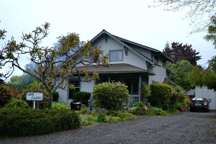 """Дом Беллы из """"Сумерки"""". Форкс, штат Вашингтон"""
