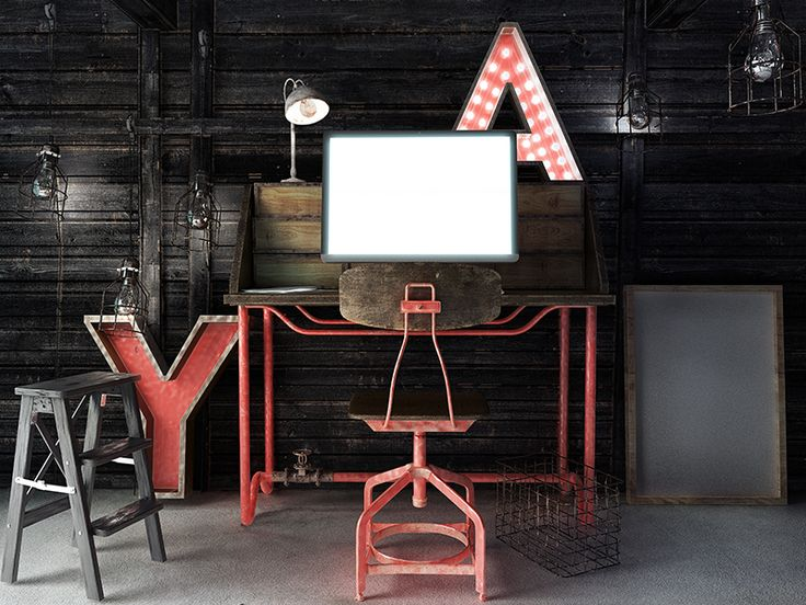 Workplace Typography
