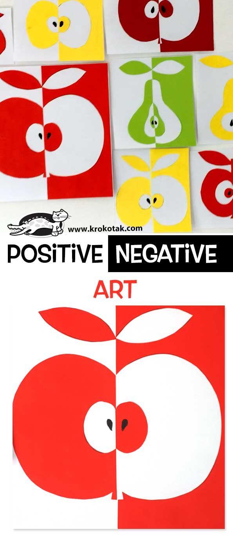 Positive / Negative Art