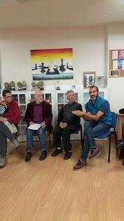 Acto de presentación oficial del Club de Ajedrez Mataelpino-Cerceda-El Boalo