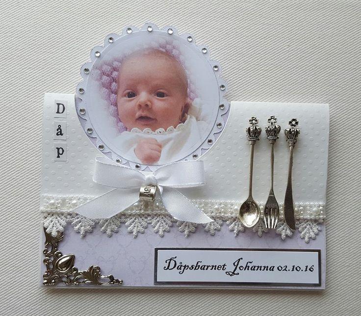 Babykort Dåpskort