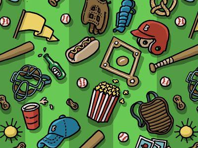 Pattern_baseball