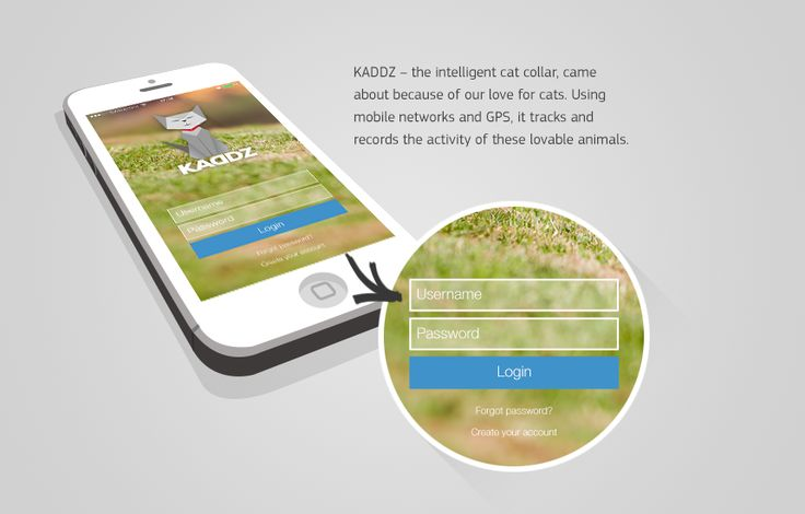 iOS-App Concept and Design