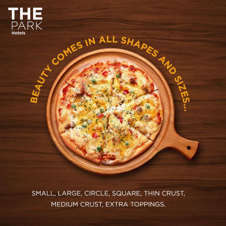 A little wisdom in honour of International Pizza Month! #Mist The Park New Delhi