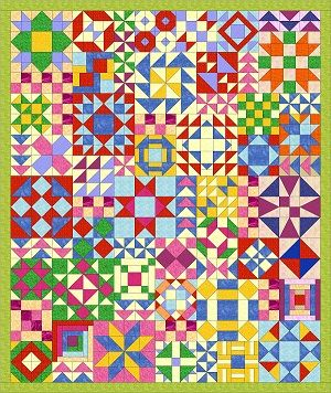 Women of the Bible Quilt by Teresa Coenen of Stitchin Tree Quilts Quilting Pinterest Tree ...