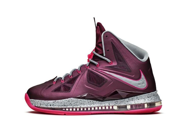 Nike LeBron X 'Fireberry': Basketball Shoes, Crowns Jewels, Nike Lebron, 10 Crowns, Lebron James, Cheap Lebron, Lebron 10, Sports Packs, Basketb Shoes